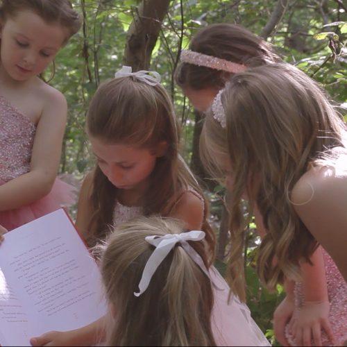 Deena London, 'Enchanted Garden' SS/18 Childrenswear – Follow Alice's Journey…!
