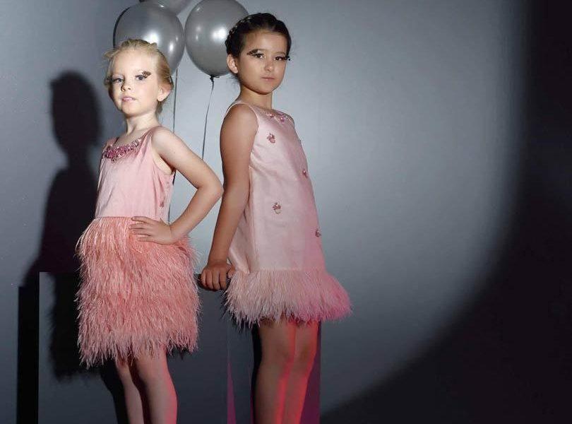 Fashion United Press Clipping: Mini Mode x Deena London LFW SS19 Presentation